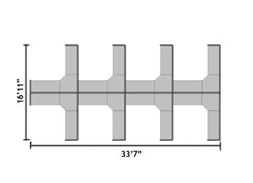 EcoCube C010I Overall Configuration - 3D