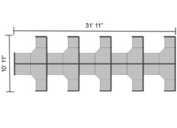EcoCube C014J Overall Configuration - 3D