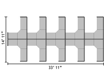 EcoCube C056J Overall Configuration - 3D